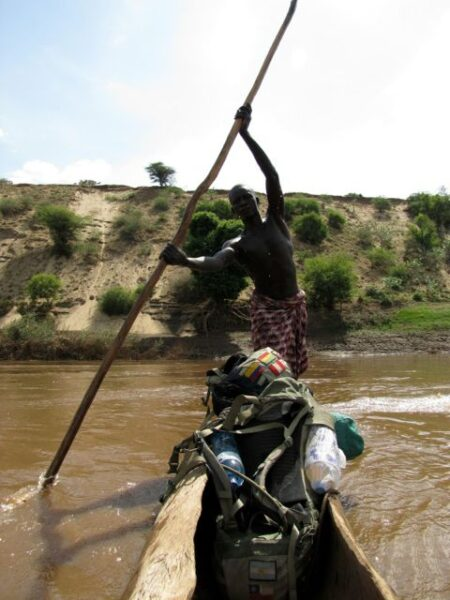 local canoe ethiopia