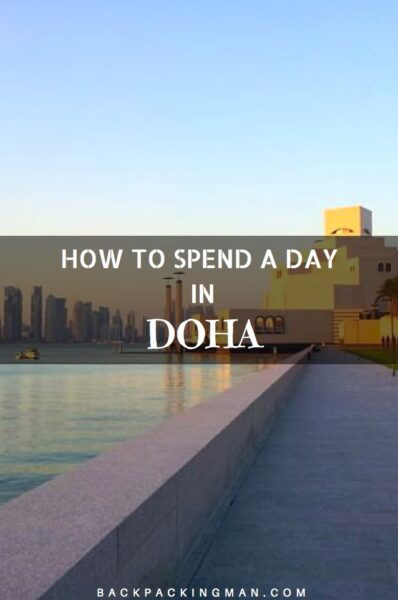 How To Spend A Day In Doha