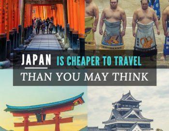 japan cheap travel