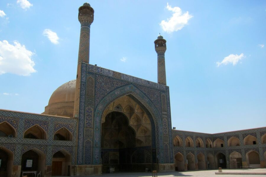 Esfahan in Iran