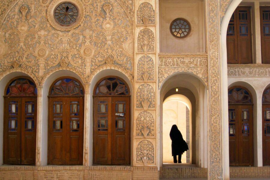 Kashan in Iran