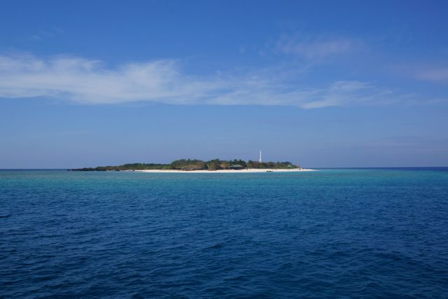 The Diving Paradise Of Apo Reef