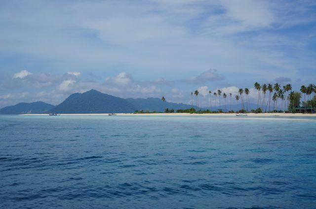 Island near Mabul
