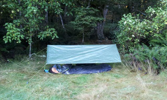 routeburn campsite