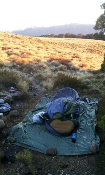 bivy camp new zealand