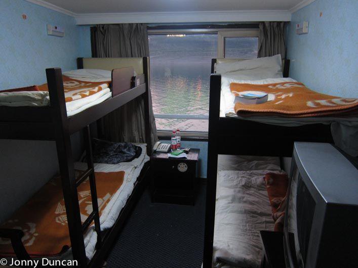 Dorm on boat