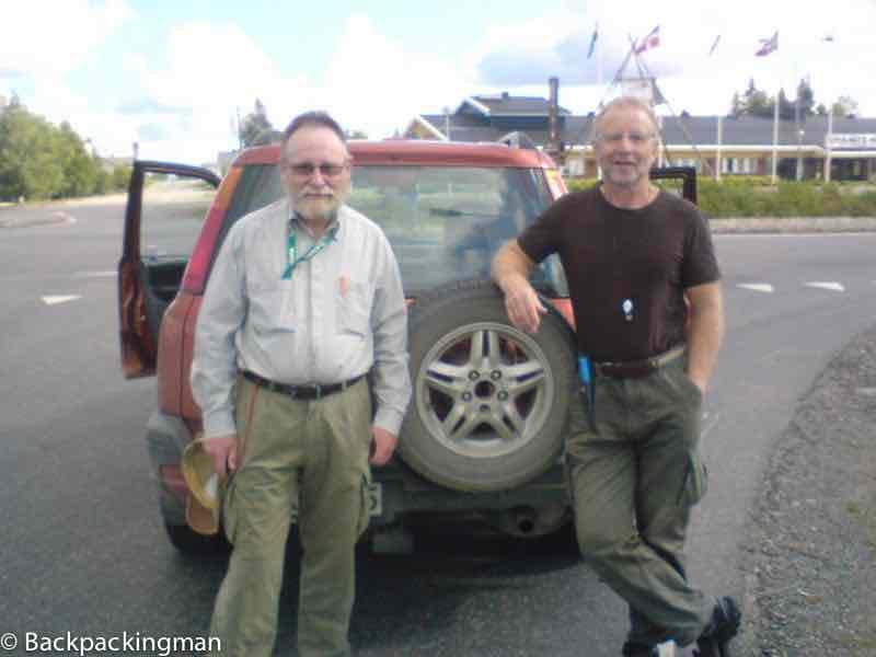 Teachers in North Sweden