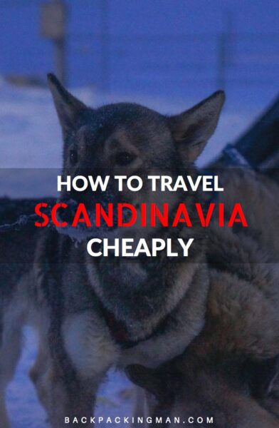 How To Travel Scandinavia Cheaply