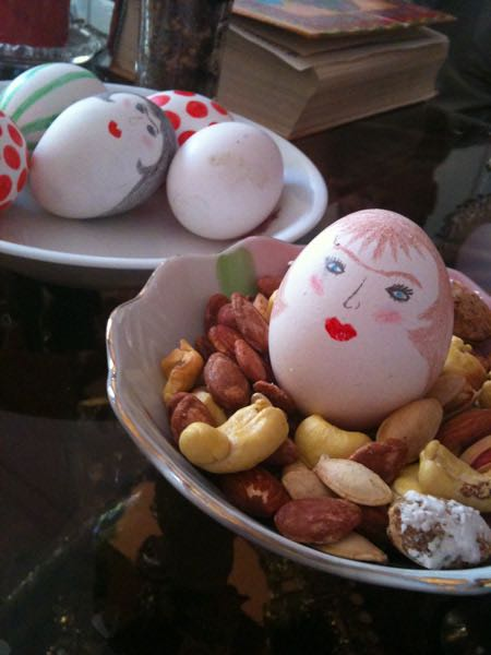 Nowruz eggs
