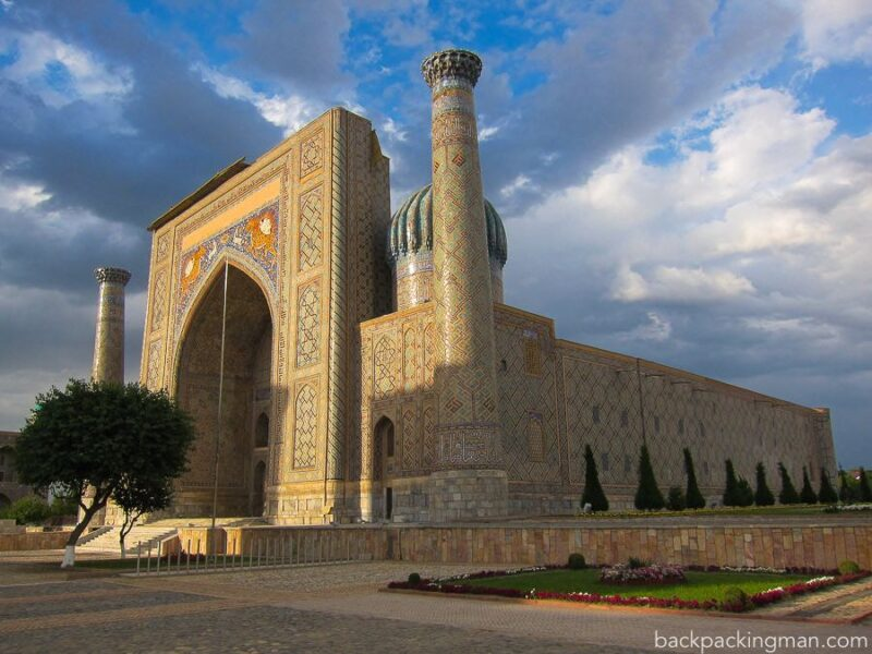 The Beauty Of Historic Uzbekistan