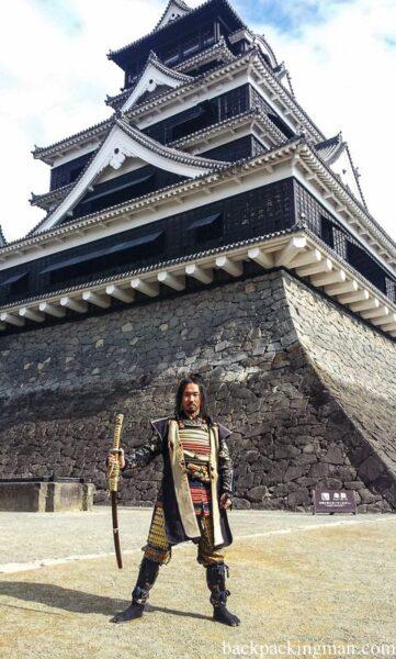 samurai-kumamoto-castle