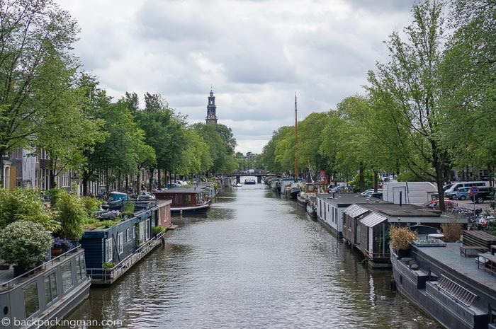 amsterdam-houseboats-canal-summer