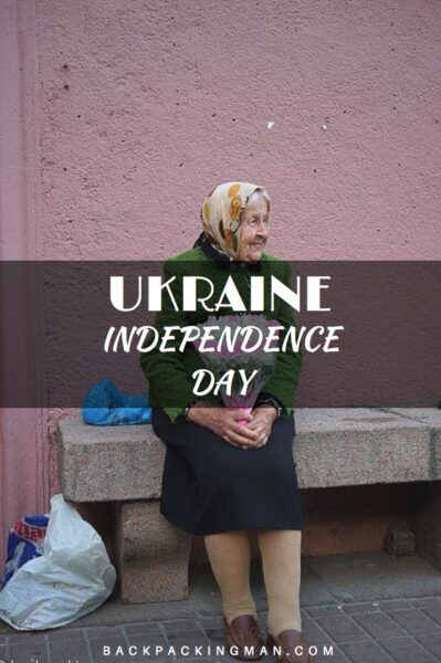 Ukraine Independence Day Celebrations In Kiev