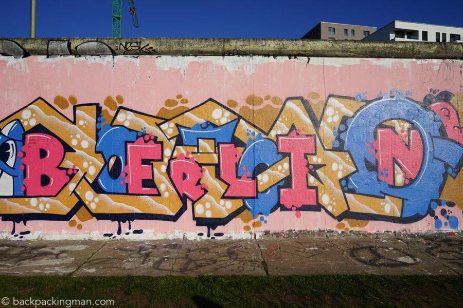 Berlin Wall Art berlin walls east side gallery street art
