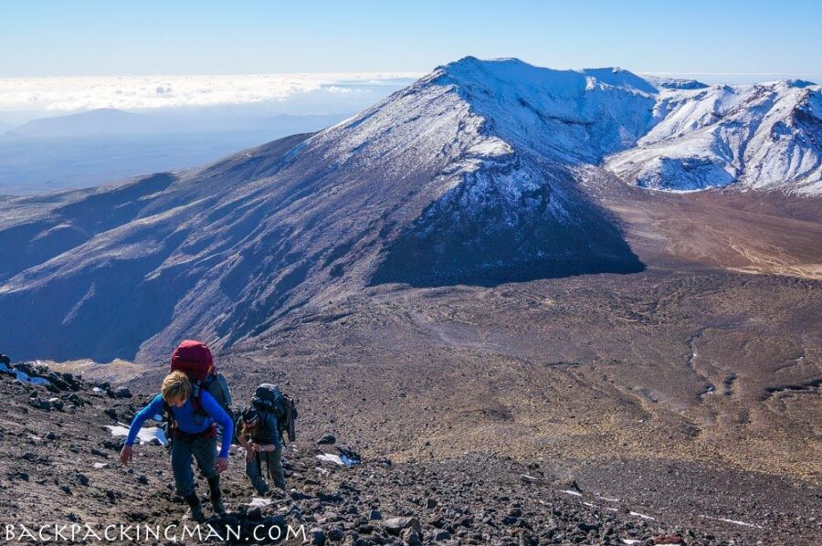 Hiking In New Zealand – 4 Of The Best Hikes