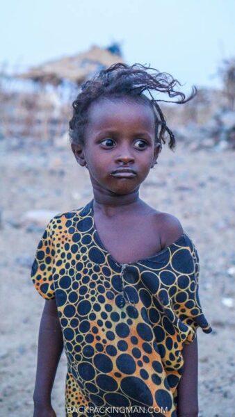afar in ethiopia