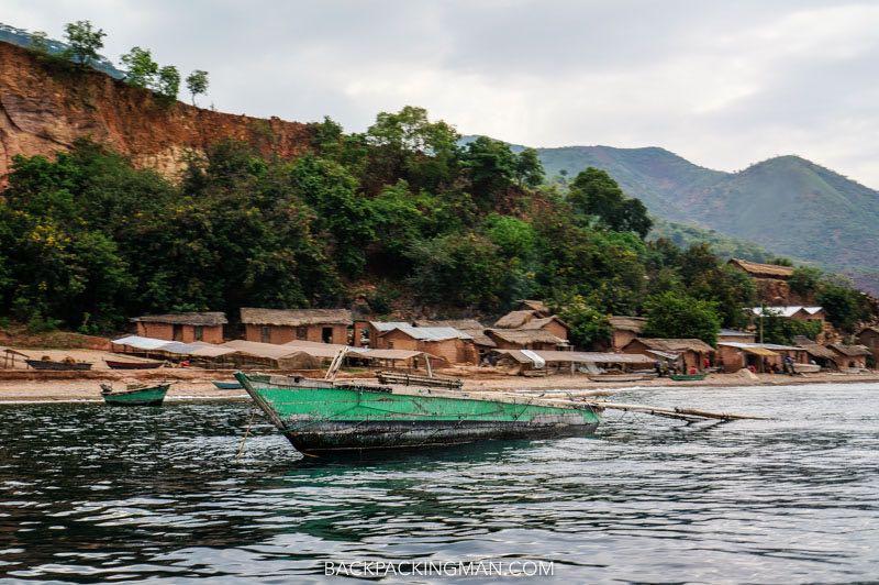 transport gombe stream tanzania