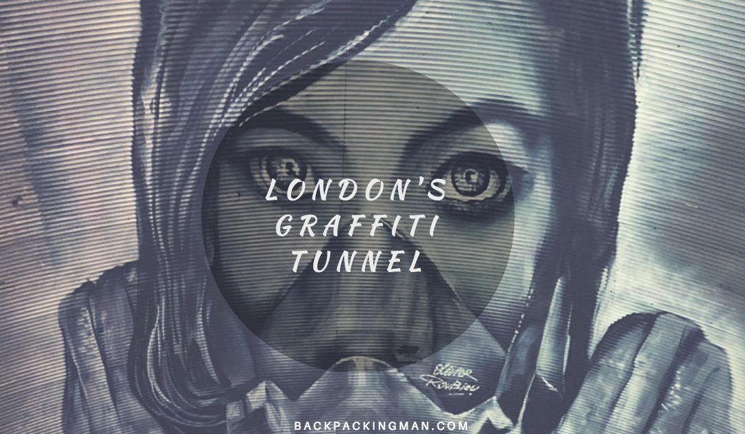 London Graffiti Tunnel – Waterloo Street Art