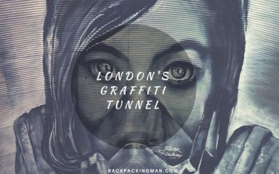 London Graffiti Tunnel – Waterloo Street Art