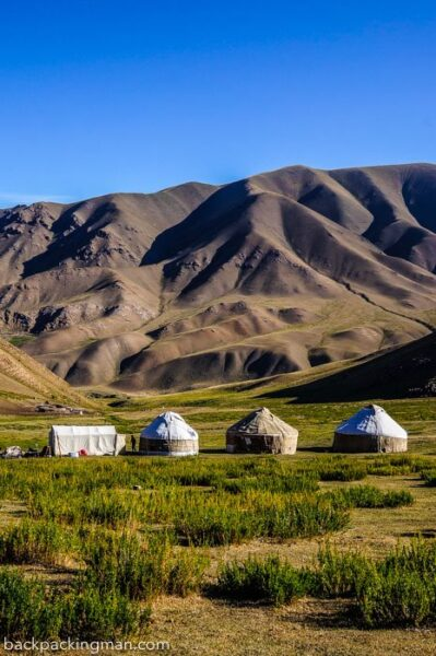 nomad-tents-kyrgyzstan