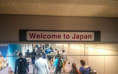 The Japan Adventure Begins