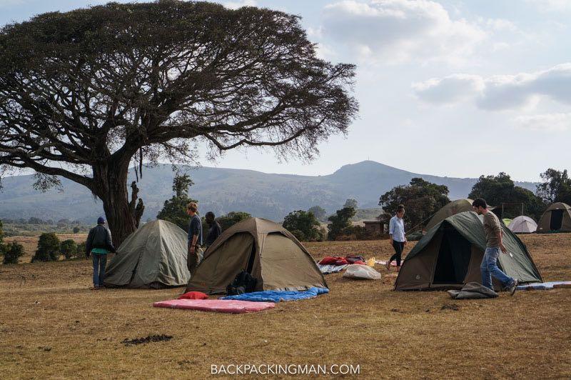 c&site ngorongoro & Ngorongoro Safari In Tanzania - Backpackingman