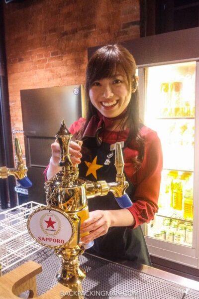 sapporo-beer-tasting-museum