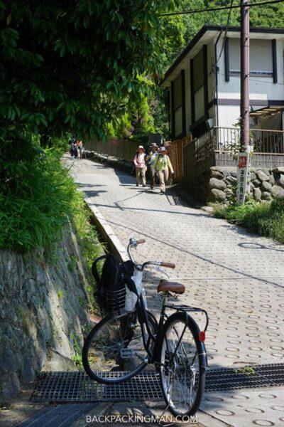 osaka to nara cycling
