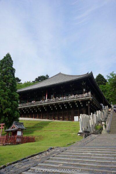 temple nara