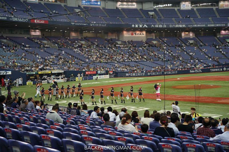 japanese cheerleaders