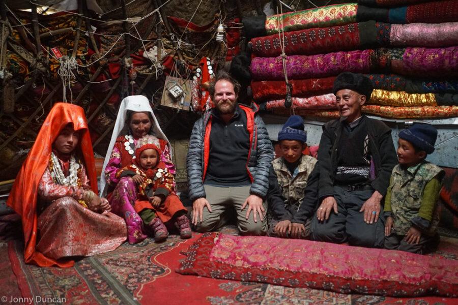kyrgyz in the little pamir afghanistan