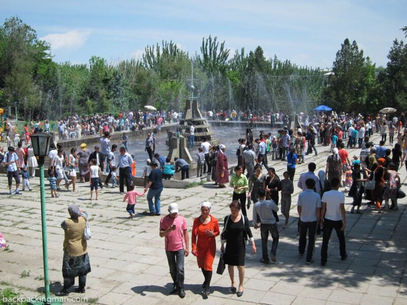 How To Spend A Day In Osh Kyrgyzstan