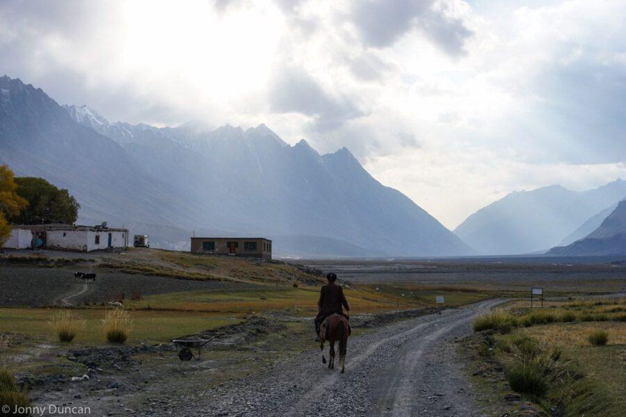 Sarhad village.