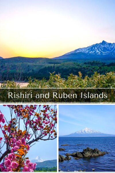 beautiful places to see in backpackingman rishiri ruben