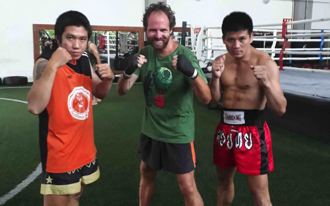 Learning Muay Thai Boxing In Thailand