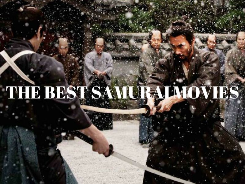 10 of the Best Japanese Samurai Movies to Watch Before Going to Japan