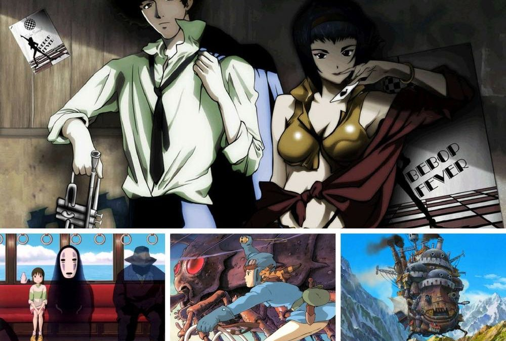 10 Japanese Anime to Watch Before Going to Japan