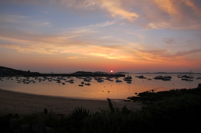 Sunset, Isles of Scilly