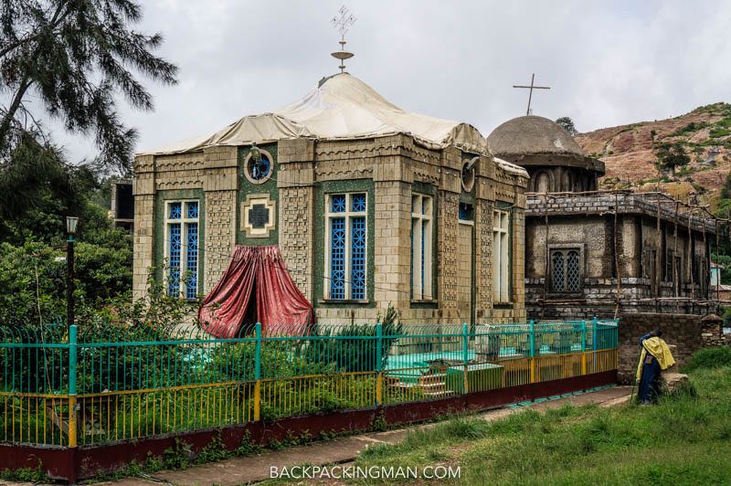 Axum Ethiopia And The Ark Of The Covenant (Ancient History)