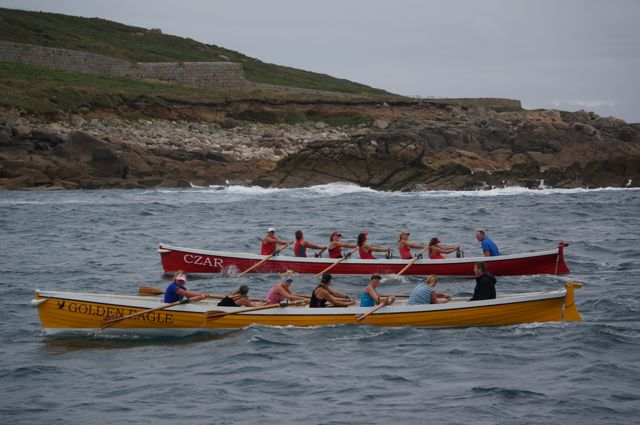 gigs racing isles of scilly