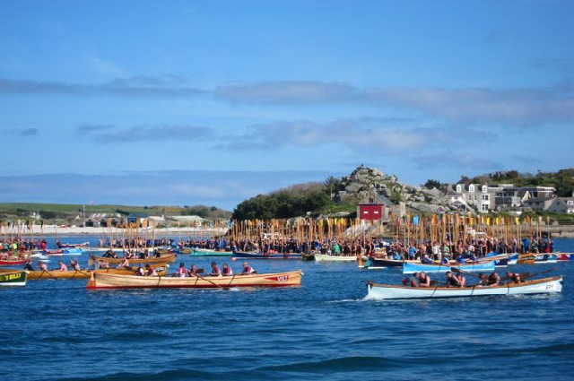 gig race isles of scilly