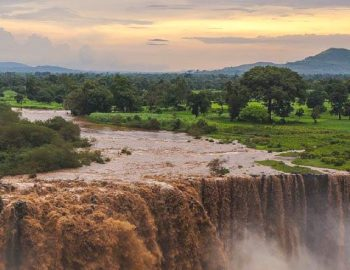 Blue Nile Falls Ethiopia (A Visit To Tis Abay Smoky Waters)