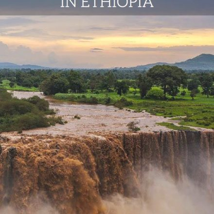 A Visit To The Blue Nile Falls in Ethiopia (Must Do)