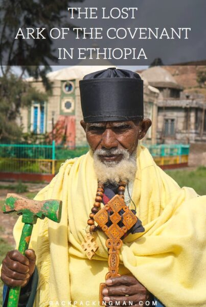 Aksum And The Ark Of The Covenant In Ethiopia
