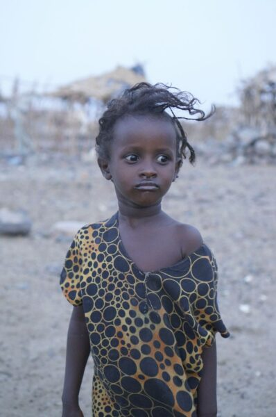 afar child danakil