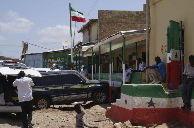 border post somaliland travel