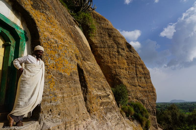 Visiting The Rock Hewn Tigray Churches Of Ethiopia (Stunning)