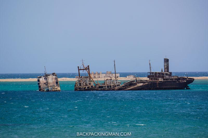 port of Berbera somaliland travel
