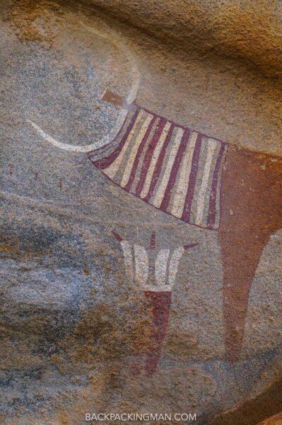 Laas Geel rock art somaliland