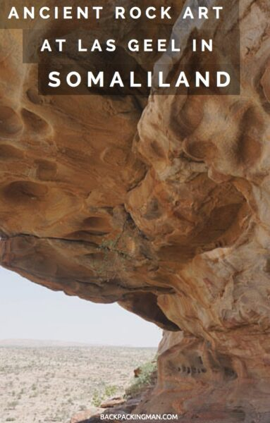 las geel somaliland soldier